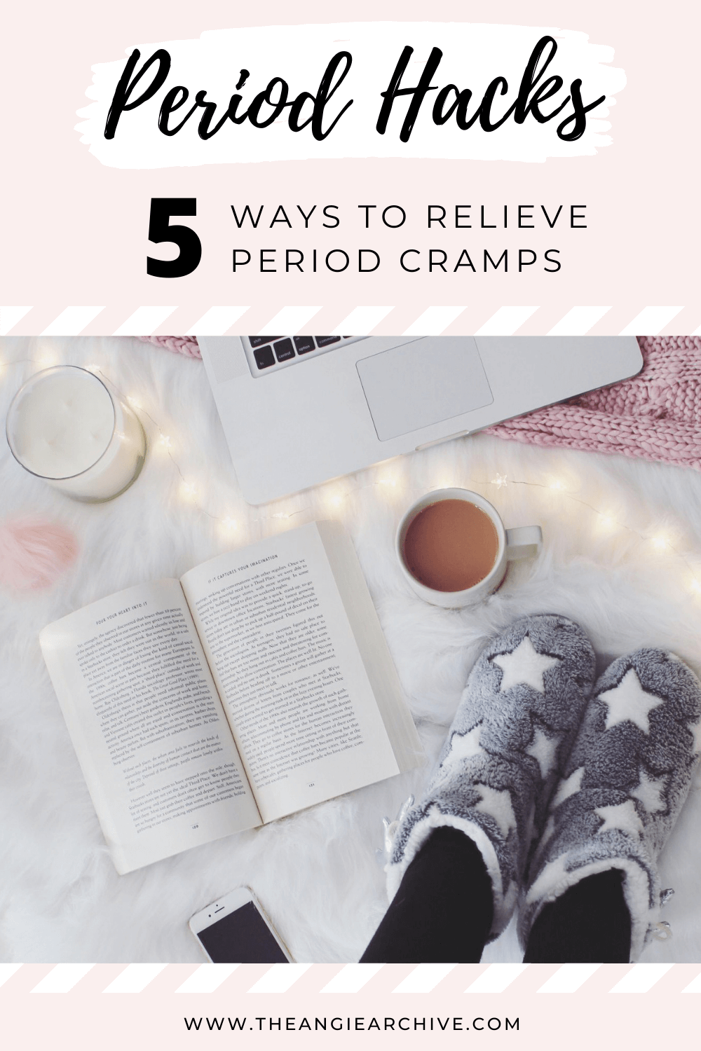 5 Ways to Relieve Period Cramps